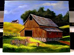 Landscape   The Art Of Jim Scott Hamilton Hayes Saatchi Art Artists Category John Clarke Olson Green Mountain Fine Landscape Garvin Hunter Photography Watercolors Anna Tderung G Poljainec Acrylic Pating Winter Scene Of Old Barn Yard Patings More Traditional Landscape Mciahillart Barn Original Art Patings Dlypainterscom Herb Lucas Oil Martha Kisling With Heart And Colorful Sky By Gary Frascarelli Artist Oil Pating