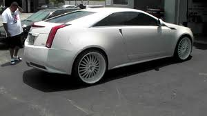 Cadillac Ats Black Rims wallpaper