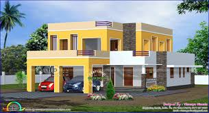 100 Housedesign Flat Roof House Design 4 Bedroom Flat Roof House Plans