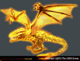 Images Of Lego Ninjago Golden Dragon