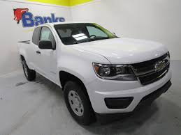 100 Chevrolet Colorado Truck 2019 New 2WD Extended Cab Short Box Work At