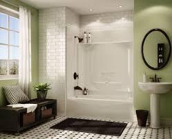 Lasco Bathtubs Home Depot by Shower One Piece Tub Shower Combo Stylish U201a Amiable One Piece Tub