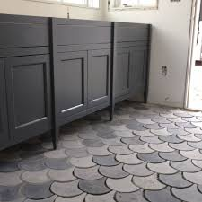 Tierra Sol Tile Vancouver Bc by Scalloped Cement Tile From Arto Brick New Home Must Haves