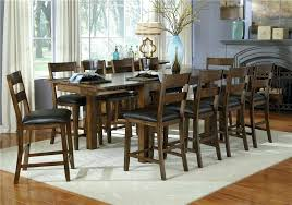 9 Pc Dining Room Table Sets Piece Counter Height Kitchen Island Ideas