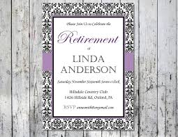Free Printable Retirement Party Invitations To Design Mesmerizing Invitation Card Based On Your Style 2011201620