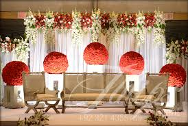 Tulips Event Best Pakistani Wedding Decoration Flowering For Mehndi