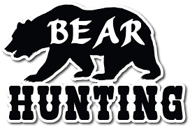 100 Hunting Decals For Trucks Amazoncom 4 All Times Bear Automotive Car Decal Cars