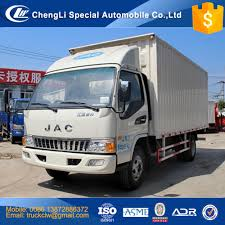 100 High Trucks Good Performance Jac Small Cargo 2 Ton To 10 Ton Light Duty