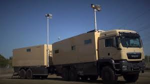 100 Expedition Trucks Unicat Has Created The Queen Mother Of RVs