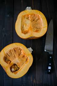 Freeze Pumpkin Puree From Can by How To Make Pumpkin Puree From A Fresh Pumpkin A Sweet Pea Chef