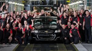 Holden Builds Final Chevrolet SS | Fox News