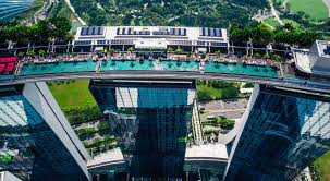100 Infinity Swimming Pool Marina Bay Sands Pools In Singapore