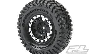 100 Mud Terrain Truck Tires ProLine Class 1 BFGoodrich TA KM3 19 419 OD G8
