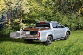 100 Pickup Truck Camping MercedesBenz XClass Camping Concepts Are For The Posh Outdoorsman