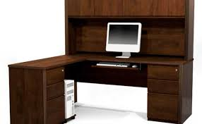 Easy2go Corner Computer Desk Assembly by L Shaped Office Desk With Hutch Corner L Shaped Office Desk With