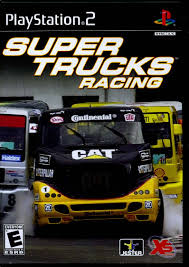 100 Truck Race Games SUPER TRUCKS RACING Complete Nice PlayStation 2 Game