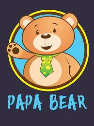 Papa Bear Matching Shirt Cute Couple By Leyogi