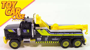 100 Matchbox Tow Truck Western Star 6900 XD 2008 Toy Car Case YouTube