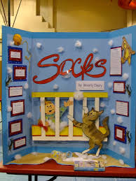 Students Did Projects On Books They Then The School Held A Reading Fair Like Science
