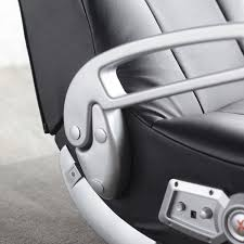 X Rocker Vibrating Gaming Chair by Amazon Com Gaming Chair X Rocker Ii Wireless Video Game Chair