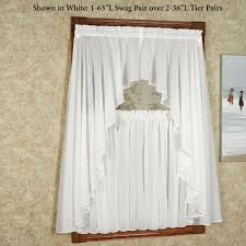 Small Bathroom Window Curtains Australia by Window Valances Touch Of Class