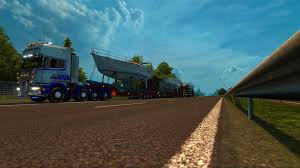 100 Mcilvaine Trucking K0rnholio Screenshots Archive TruckersMP Forum