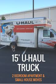 U-Haul's 15' Moving Trucks Are Perfect For 2 Bedroom Moves. Loading ...