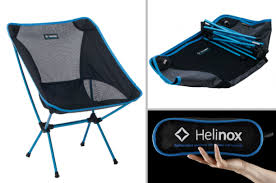 Big Agnes Helinox Chair One Camp Chair by Therm A Rest Trekker U0026 Compack Chair Kits From 12 Go Anywhere Chairs