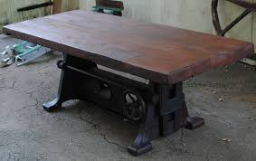 1930s Antique Adjustable Dining Room Table