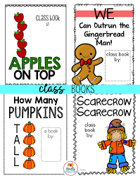 Books About Pumpkins Preschool by Why You Should Be Making Class Books In Preschool U2014 Lovely Commotion