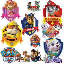 Paw Patrol Clipart Free Clipart