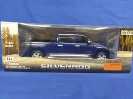100 Diecast Promotions Trucks Buffalo Road Imports Chevrolet Silverado Pickup Orange KOKOSING