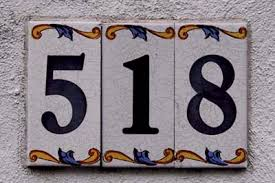 choose your house number inspiring interiors