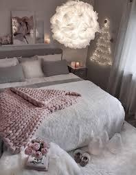 52 warme und romantische schlafzimmer bettdekoration ideen