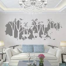 deer nursery wall decal baby room wall decals baby and