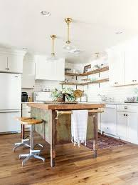 Country Chic Industrial Kitchen