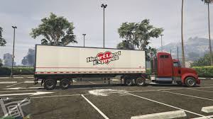 100 Gta 5 Trucks And Trailers Ultimate Real Brands For Semi Pack GTAModscom