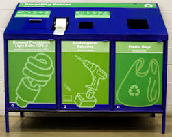 helping the environment with recycling centers