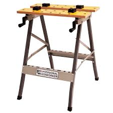 Professional Woodworker 51834 Folding Work Bench Table