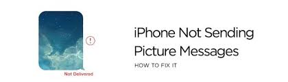 iPhone Not Sending Picture Messages How to Fix This
