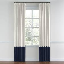 best 25 color block curtains ideas on blue flat