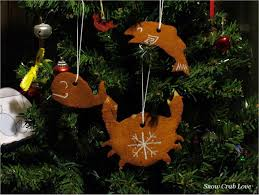 Crab Pot Christmas Trees by Snow Crab Love 2013