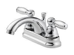Peerless Bathroom Faucet Walmart by Sink U0026 Faucet Delta T Sssd Dst Pilar Single Handle Pull Down