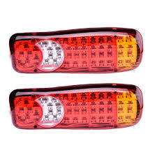 2pcs 24V Waterproof 19 ATV Trailer Truck LED Tail Light Lamp Car ... New Green Lights On Ohio Snplows Mean Caution Not Go Directional Light Bars Trucks For Cstruction And Traffic Warning Driver With A Broken Car Called The Support Put Hazard In Car Signs You Should Ignore Dashboard Warning Lights Explained Car From Japan Policeundcover Pov Vehicle Led Impressive Setup Quick Check Chart Ellis Motors Factoryinstalled Strobe Will Be Available Home Page Response Lighting Lightbars Recovery Funnycharts