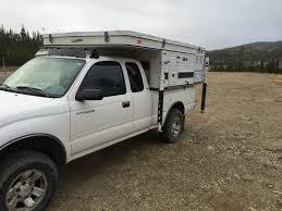 Four Wheel Eagle Pop Up Camper