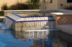 6x6 Glass Pool Tile by Noble Tile Supply Noble Tile Supply