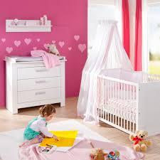 chambre bébé lit commode chambre bébé duo marléne lit et commode blanche de geuther sur allobébé