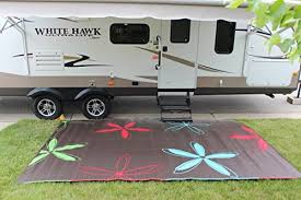 Reversible Patio Mat 8 X 16 by Rv Reversible Patio Mats