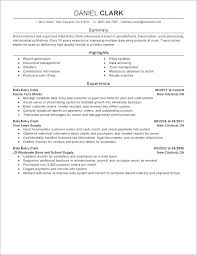 Entry Level Sample Resumes Resume Samples For Positions Dental Front Office Assistant