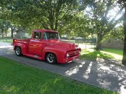 1956 Ford F-100 Pickup All-Steel Pickup Truck For Sale | Hotrodhotline 1956 Ford F100 Panel Hot Rod Network Classic Cars For Sale Michigan Muscle Old Ford F800 Alto Ga 977261 Cmialucktradercom Pickup Allsteel Truck Sale Hrodhotline 2door Pickup Big Back Window Original V8 Fordomatic Big Window Truck Project 53545556 Rides Pinterest Trucks And Trucks Coe Accsories 4clt01o1956fordf100piuptruckcustomfrontbumper